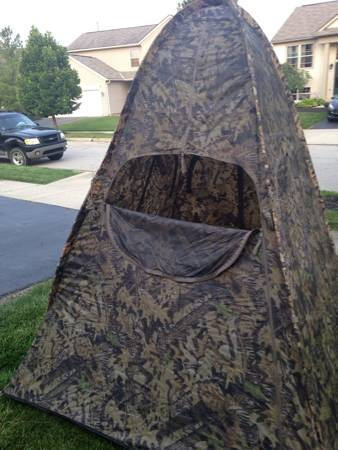 Ameristep Outhouse Ground Blind | Ohio Game Fishing - Your