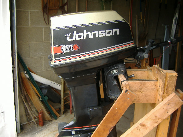 1993 johnson 45 hp tiller motor ohio game fishing your ohio rh ohiogamefishing com 4 HP Johnson Outboard Parts Old Johnson Outboard Motors