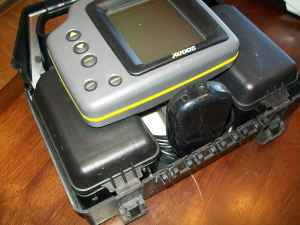 Humminbird 200DX Portable Fish Finder | Ohio Game Fishing - Your