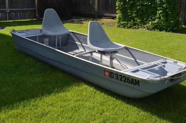 WTB: small boat (Coleman, Pelican, Bass Tender ) | Ohio Game