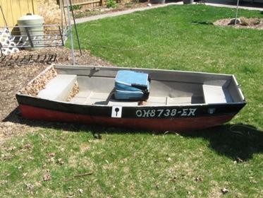 8 ft. Jon Boat | Ohio Game Fishing