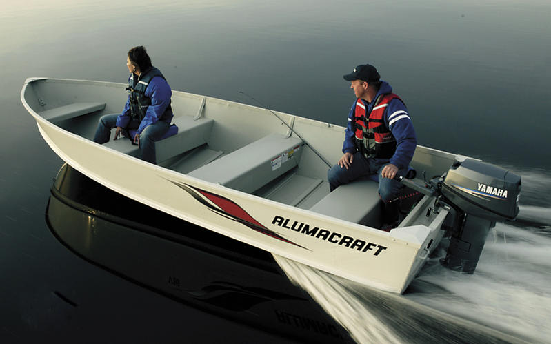 Installing A Casting Deck On A 14 Aluminum Boat Ohio Game Fishing Your Ohio Fishing Resource