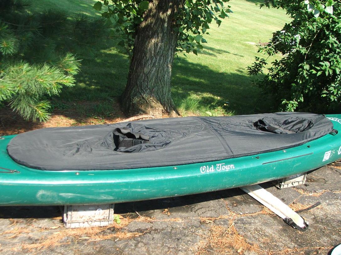 Old town Twin Otter Kayak   Ohio Game Fishing - Your Ohio