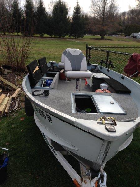 16 ft alumacraft ohio game fishing your ohio fishing for 16 foot aluminum boat motor size