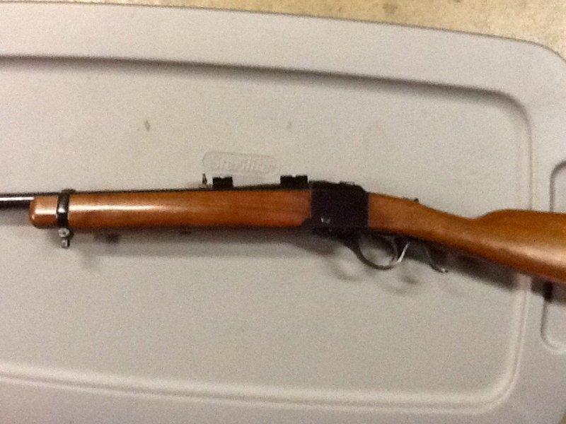 New OHio Deer gun | Ohio Game Fishing - Your Ohio Fishing Resource