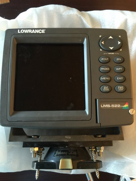 trolling motor and gps lowrance for sale ohio game