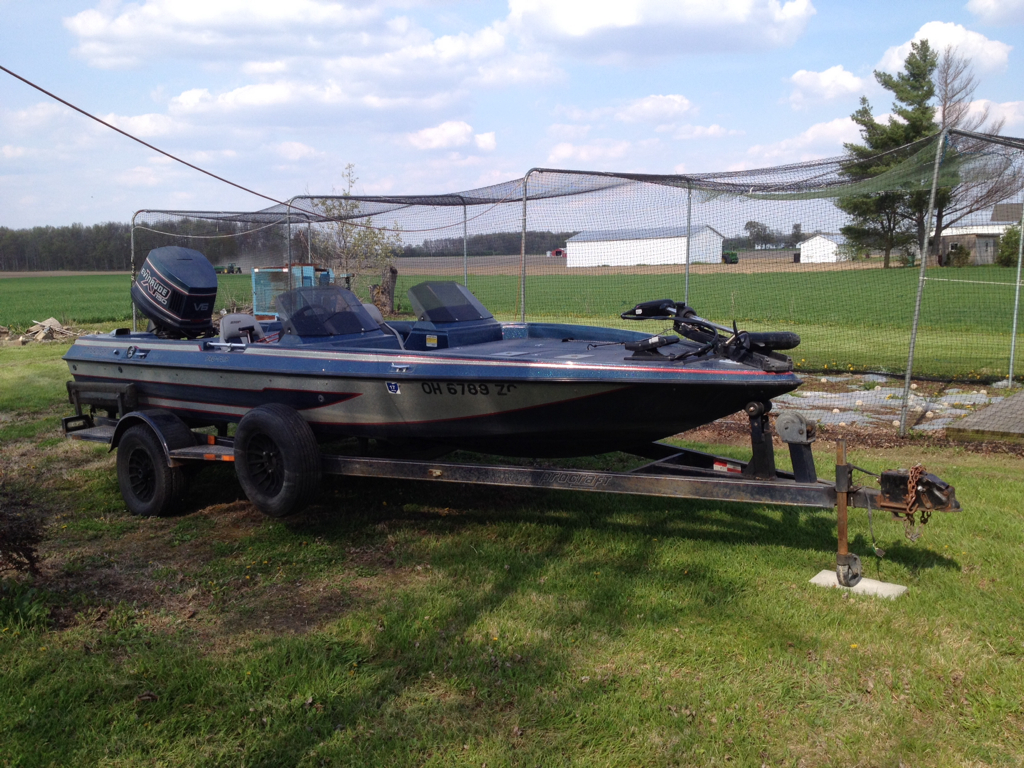 18 procraft bass boat 4000 obo ohio game fishing your ohio rh ohiogamefishing com Procraft Boats Website 1988 Procraft Bass Boat