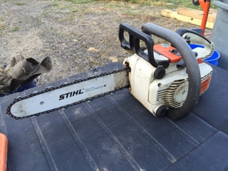 Stihl 009l Chainsaw For