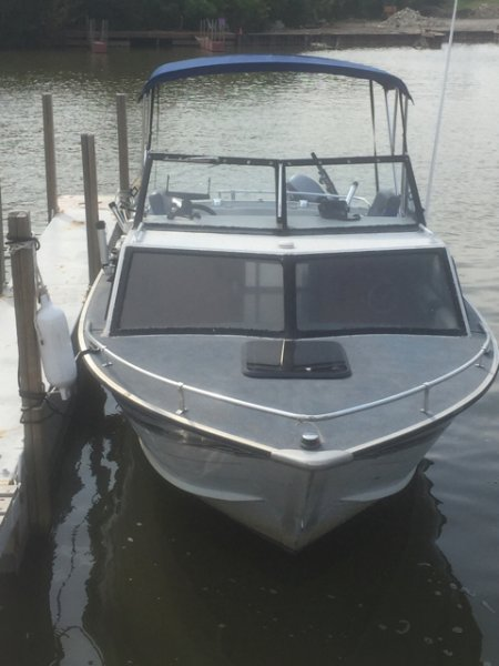 FISHING BOATS FOR SALE IN CANTON OHIO