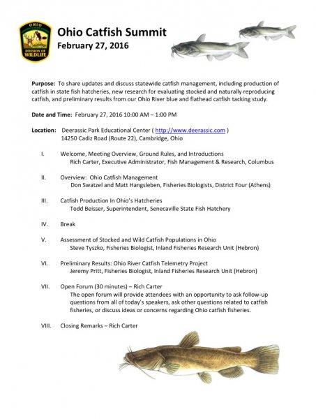 Ohio game fish forum