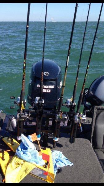 Ranger Reata Rod Holder Ohio Game Fishing Your Ohio