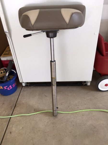 bass boat stand up pedestal seat ohio game fishing your ohio