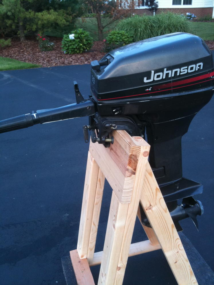 Johnson 9 9HP 2 Stroke Outboard 1995 for Sale | Ohio Game