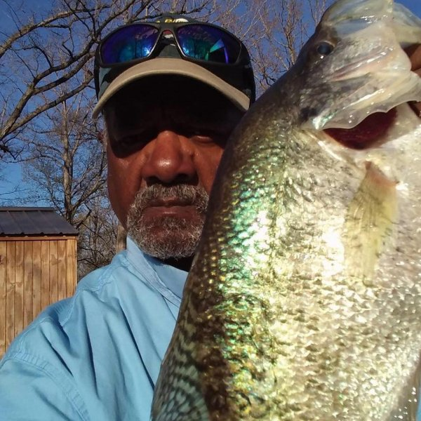 Personal best crappie ohio game fishing your ohio for Best fishing in ohio