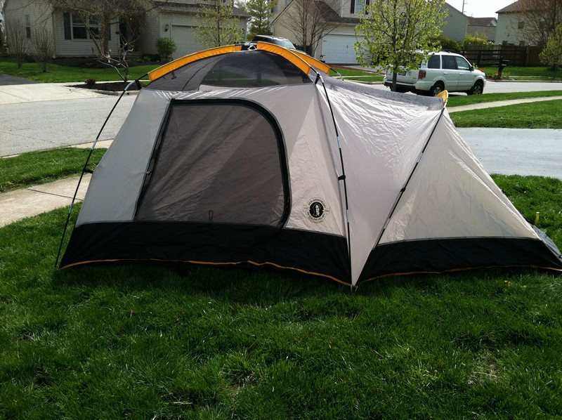 IMG_2038.JPG & Sears Sir Edmund Hillary Sport Dome Tent | Ohio Game Fishing ...