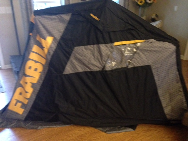 Frabill Recon 100 Ice Shelter | Ohio Game Fishing - Your