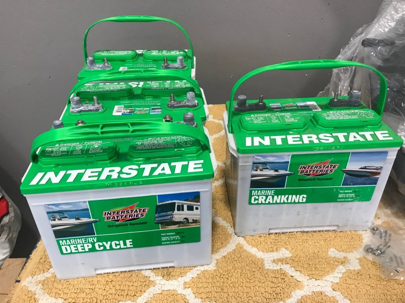 Interstate Deep Cycle & Cranking Batteries | Ohio Game