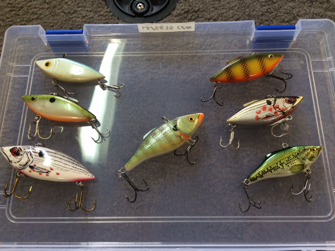 Lures for sale ohio game fishing your ohio fishing for Ohio game fishing