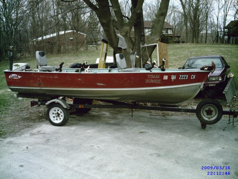 14 Ft Lund Fishing Boat For Sale Ohio Game Fishing Your Ohio Fishing Resource