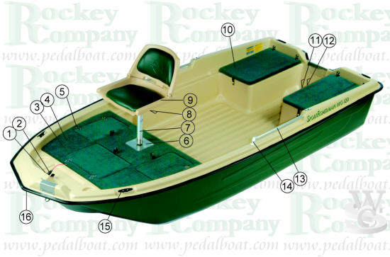 Sun Dolphin 120 boat+trailer | Ohio Game Fishing - Your Ohio Fishing