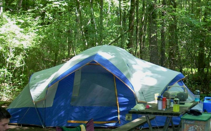& Tent question | Ohio Game Fishing - Your Ohio Fishing Resource