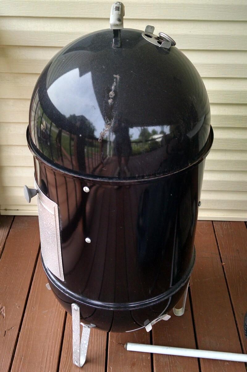 weber smokey mountain smoker ohio game fishing your ohio fishing resource. Black Bedroom Furniture Sets. Home Design Ideas