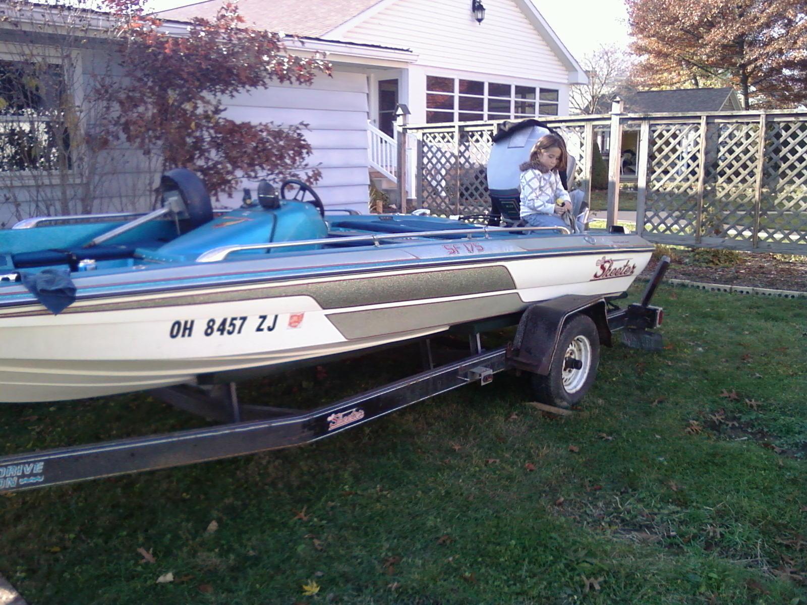 skeeter bass boat for sale - 600×450