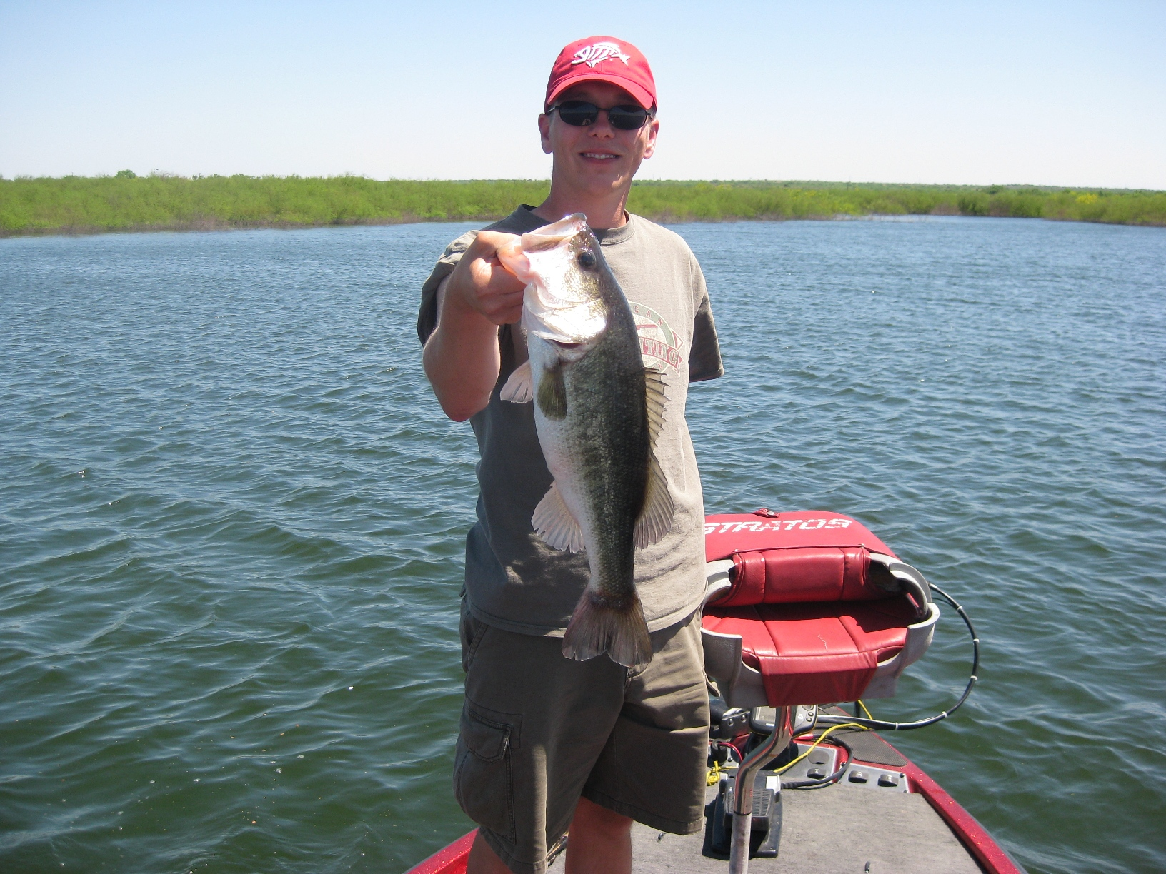 Falcon lake ohio game fishing your ohio fishing resource for Falcon lake fishing