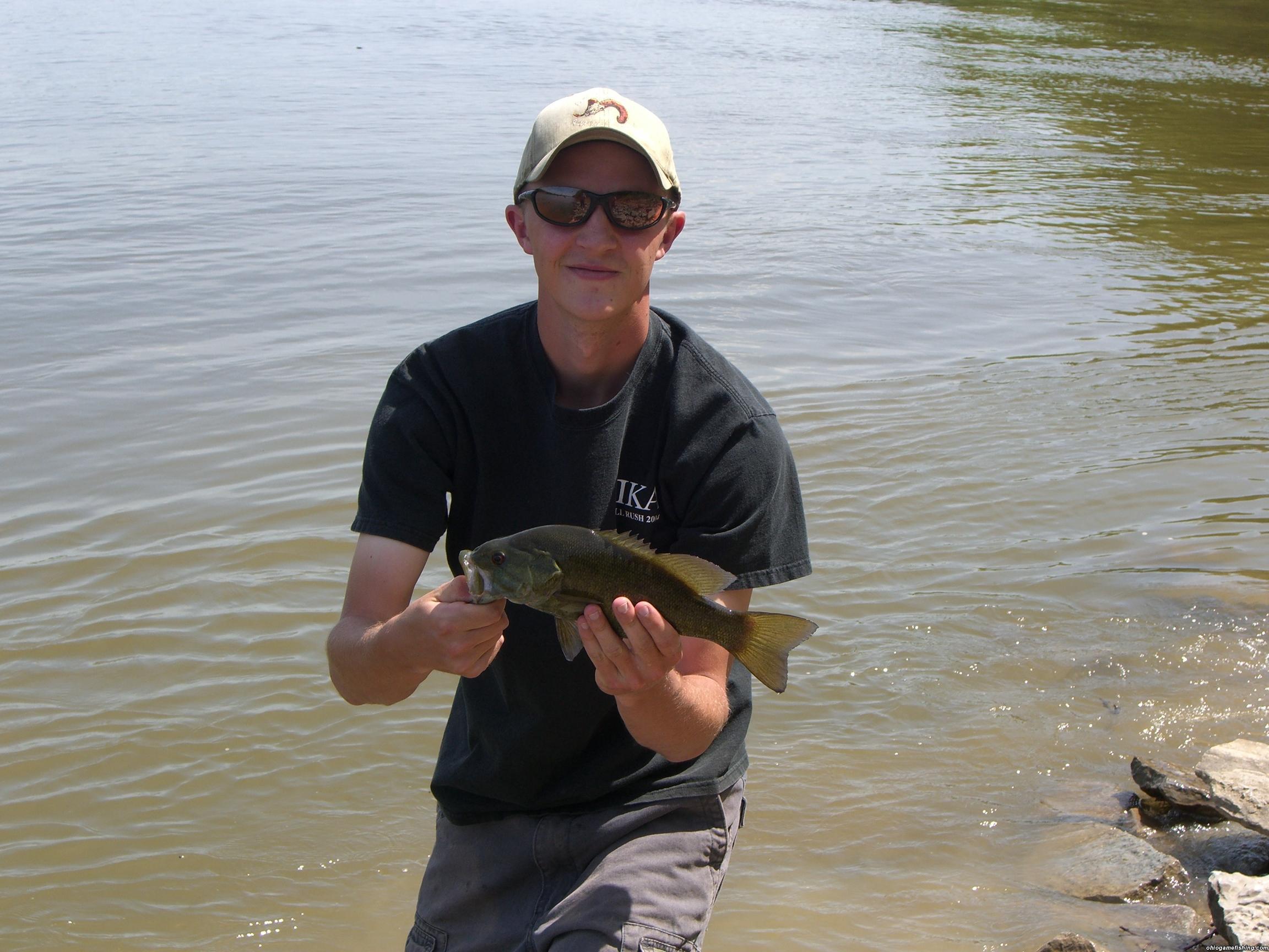 Ohio river ohio game fishing your ohio fishing resource for Ohio game fishing