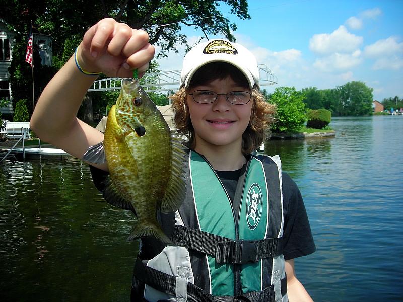 Portage lakes 5 23 10 ohio game fishing your ohio for Portage lakes fishing